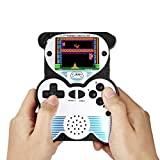 Handheld Games Console for Kids, 12-Bit 220 Retro Games Player,2.5' LCD Portable Gaming System Rechargeable for Children -Black