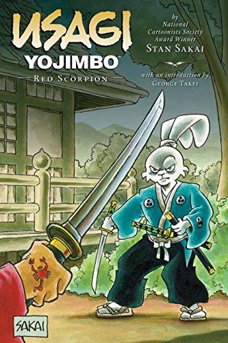 Usagi Yojimbo Volume 28: Red Scorpion (English Edition)