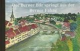 Der Berner Bär springt aus der Berner Fahne