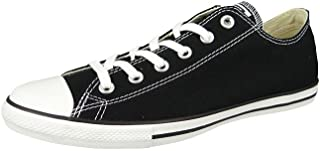 Converse Chucks 142274C Ox magra Can Charcoal Grey Slim Sole