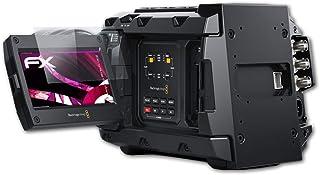 atFoliX Plastglasskyddsfilm är kompatibel med Blackmagic Design URSA Mini Pro 4.6K G2 Glasskydd, 9H hybridglas FX Skyddsgl...