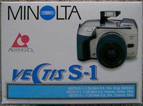 Minolta Vectis S-1 - Cámara de Fotos