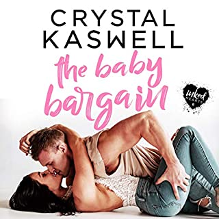 The Baby Bargain audiobook cover art