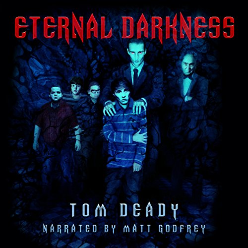 Eternal Darkness audiobook cover art