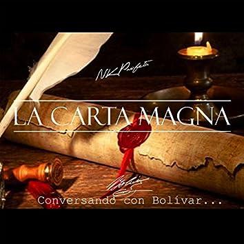 La Carta Magna: Abuso de Poder Contra Estudiantes (Conversando Con Bolívar)