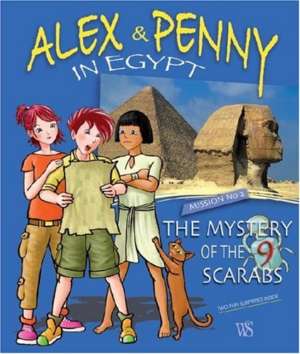 Alex & Penny in Egypt: The Mystery of the 9 Scarabs