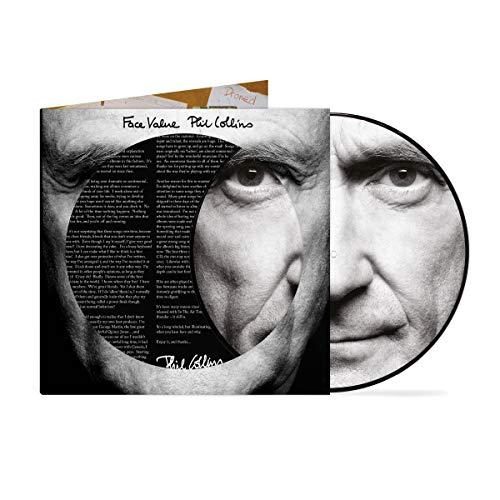 Face Value (Picture Disc) [Vinyl LP]