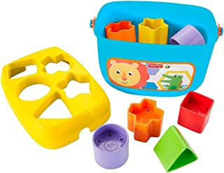 Fisher-Price FFC84 Baby's First Blocks Toy Multi Color