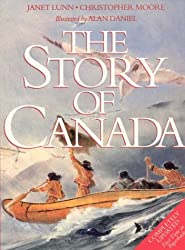 The Story of Canada by Janet Lunn, an excellent resource used in our Canadian Catholic history co-op