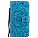 DENDICO Galaxy Grand Neo I9060 Case, Premium PU Leather