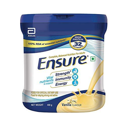 Ensure Balanced Adult Nutrition Health Drink - 400g ( Vanilla )