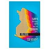 artboxONE Poster 90x60 cm Städte Finland hochwertiger