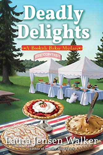 Image of Deadly Delights: A Bookish Baker Mystery