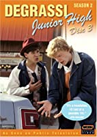 Degrassi Junior High: Season 2 Disk 3 [DVD]