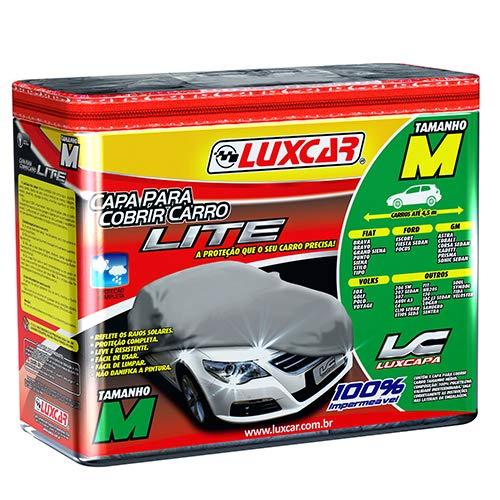 Capa Para Cobrir Carro Lite Tam. M Luxcar Médio