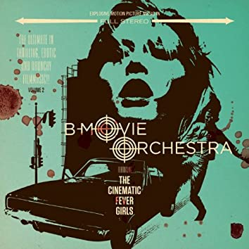 """The Ultimate Thrilling, Erotic and Raunchy Filmmusic!!, Vol. 2 (""""explosive Motion Picture Music in Full Stereo"""")"""