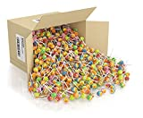 9. Chupa Chups Classic Bulk Lollipops, 1000 Count, Red
