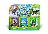 Skylanders SWAP FORCE Triple Pack Zou Lou/Mega Ram Spyro/Blizzard Chill スカイランダーズ スワップフォース トリプルパック(輸入版) [not_machine_specific]