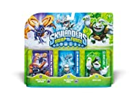 Skylanders SWAP FORCE Triple Pack Zou Lou/Mega Ram Spyro/Blizzard Chill スカイランダーズ スワップフォース トリプルパック(輸入版) [not_machine_specific]