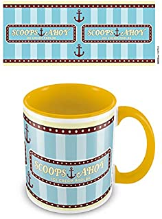 Stranger Things MGC25444 Ceramic Mug 11 oz / 315 ml Stranger Things (Scoops Ahoy)