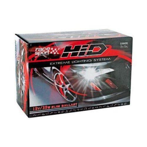 Kit de conversion hid xenon 8000k pour H4
