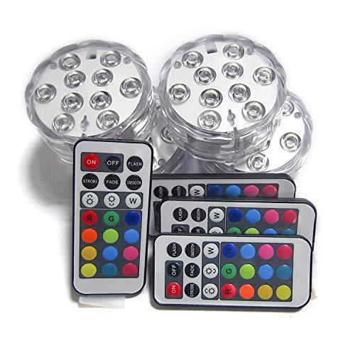 Best remote control puck light