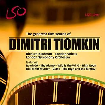 Dimitri Tiomkin: The Greatest Film Scores