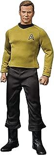 Quantum Mechanix Star Trek Master Series: Captain Kirk (Limited Reissue Version) 1: 6 Scale Action Figure