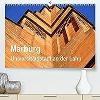 Marburg - Universitaetsstadt an der Lahn (Premium, hochwertiger DIN A2 Wandkalender 2022, Kunstdruck in Hochglanz): Marburg hat weit mehr zu bieten als ihre alte und bekannte Universitaet. (Monatskalender, 14 Seiten )
