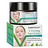 V Face Cream,Face-Lifting Cream,Resilience Lift Firming and Sculpting Face and Neck Cream,V-Shaped Facial Lifting Thin Face Anti-Ageing Cream Moisturizer