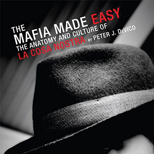 The Mafia Made Easy audiobook cover art