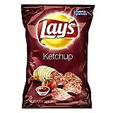 Frito Lays Ketchup Chips - 40x40g