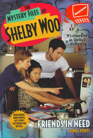 Friends In Need: Shelby Woo #14 (Mystery Files of Shelby Woo) - Book #14 of the Mystery Files of Shelby Woo