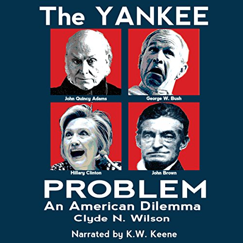 The Yankee Problem audiobook cover art