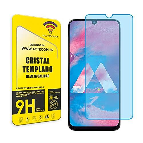 actecom® Cristal Templado Protector Pantalla 0.2MM para Huawei Y7 2019