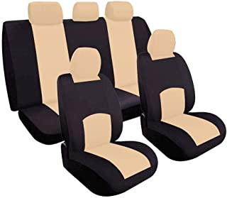 Universal Fit Funda de asiento de coche Corto de lujo de lujo Zebra Absorbente antideslizante Lavable con volante de la cubierta Almohadilla blanca