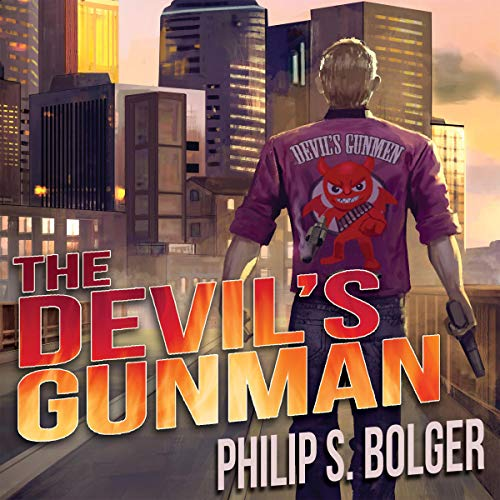 The Devil's Gunman cover art