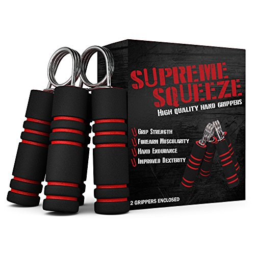 Supreme Squeeze Hand Strengthener