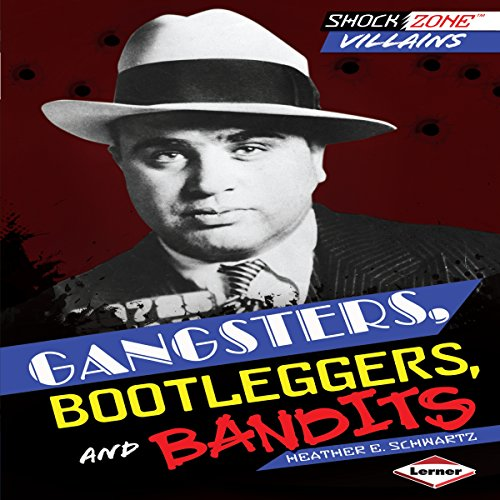 Gangsters, Bootleggers, and Bandits copertina