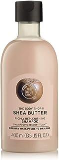 The Body Shop Shea Butter Richly Replenishing Shampoo, 13.5 Fl Oz (Vegan)