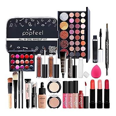 fllyingu 27 Stück Make-up-Sets