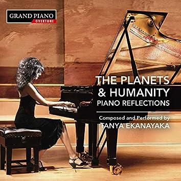 Tanya Ekanayaka: The Planets & Humanity – Piano Reflections