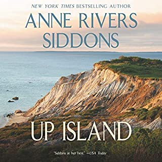 Up Island audiobook cover art