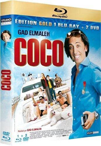 Coco - Edition Gold : Blu-Ray + 2 Dvd [Edizione: Francia]