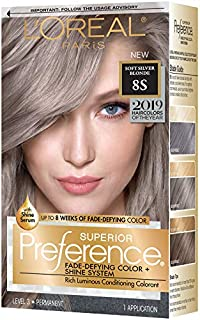 Best ash blonde to silver hair Reviews