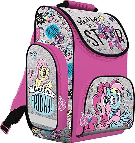My Little Pony schooltas 14' rugzak kinderrugzak tornister jongens meisjes 36 x 28 x 16 cm roze