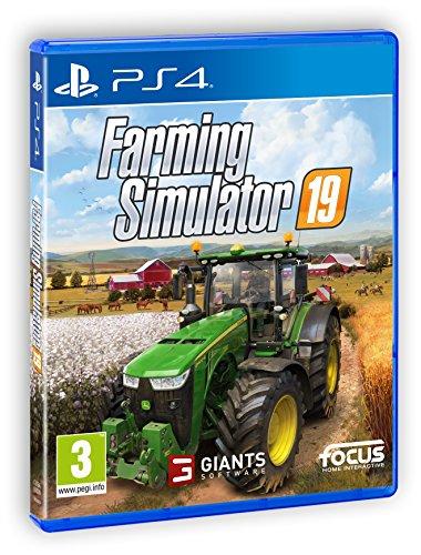 Farming Simulator 19 - PlayStation 4 [Edizione: Spagna]