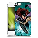 Head Case Designs sous Licence Officielle Batman DC Comics Renvoie Omnibus Batgirl Coque Dure pour l'arrière Compatible avec Apple iPhone 5 / iPhone 5s / iPhone SE 2016