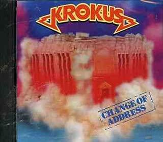 Krokus Change Of Address