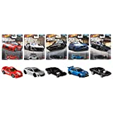 Hot Wheels Fast & Furious Premium Full Force Set 5 Modellautos 1:64 GBW75 - 979H